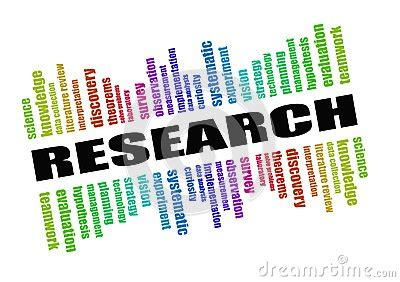 What to write in a research paper abstract